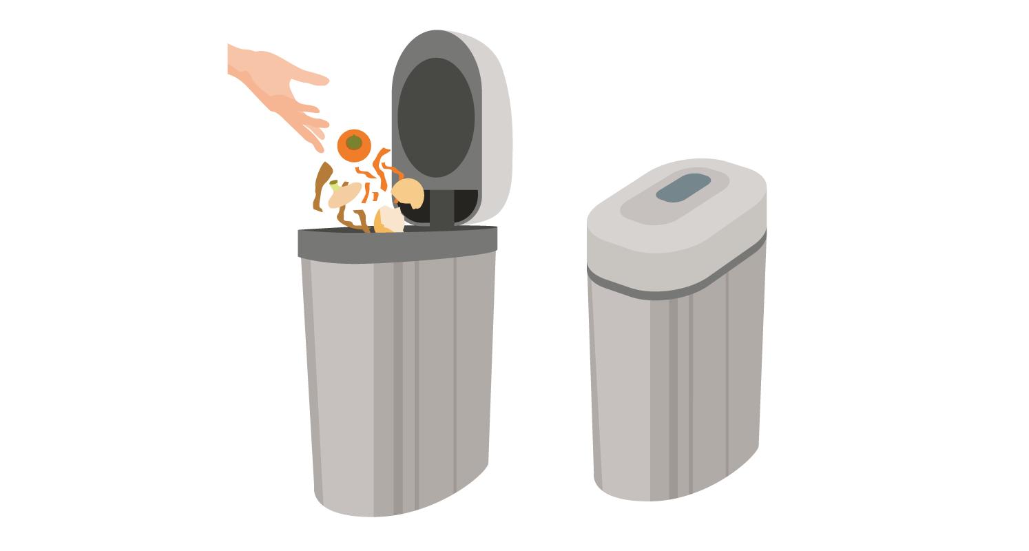 生ごみ処理機の選び方 1.処理方式