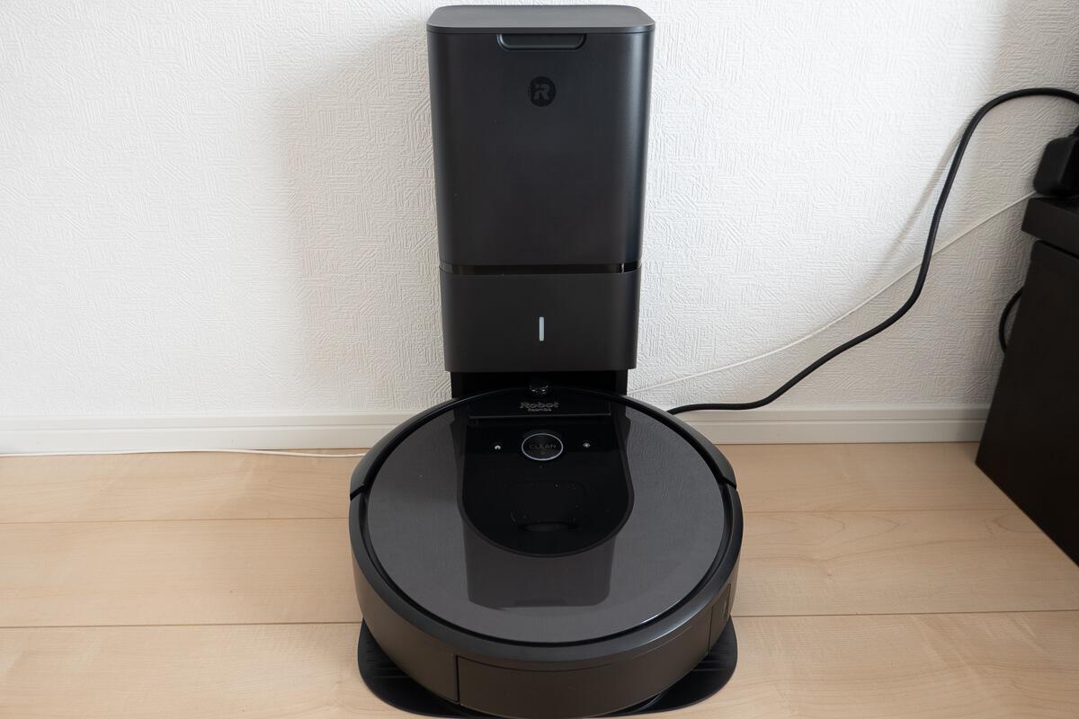 ルンバのスマホアプリ「iRobot HOME」の初期設定方法2. ルンバ側の準備