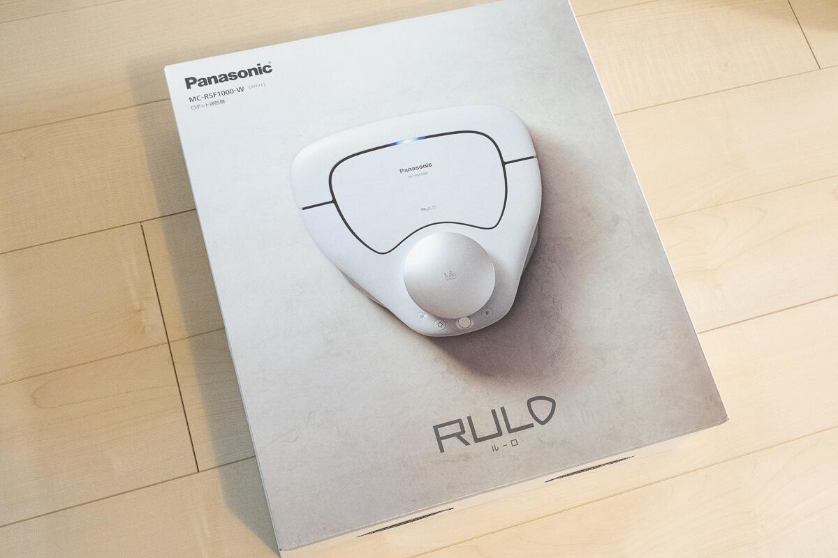 RULO(ルーロ) MC-RSF1000を実際に使ってレビュー