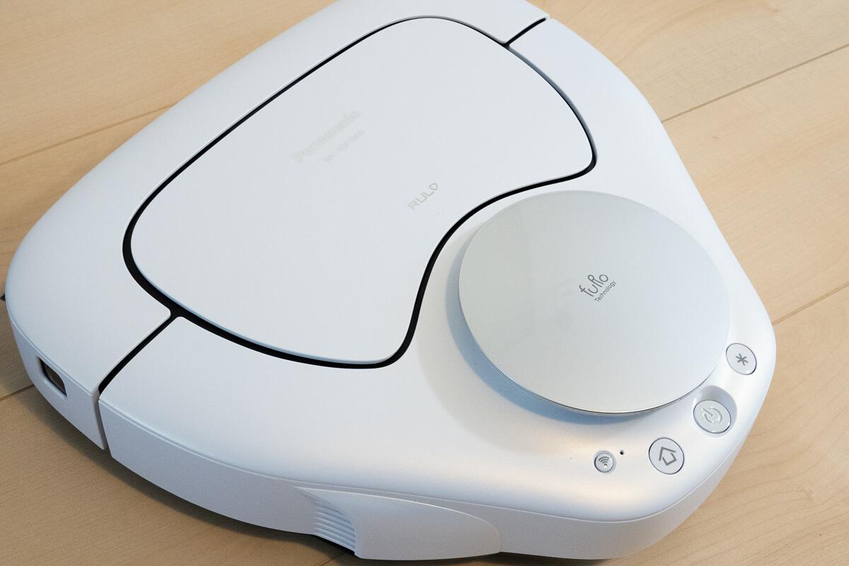 RULO(ルーロ) MC-RSF1000を実際に使ってレビュー!賢く丁寧な掃除が魅力のロボット掃除機
