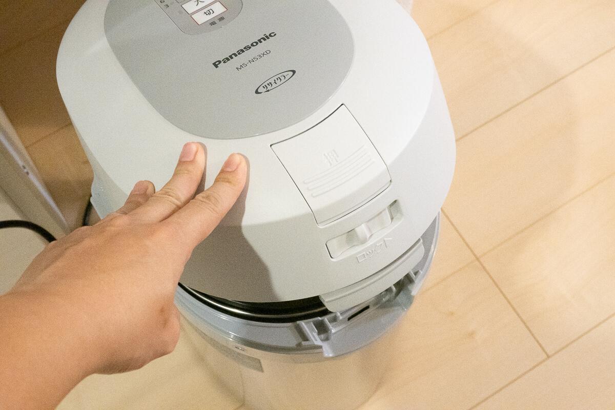 生ごみ処理機の選び方3.設置場所とサイズ