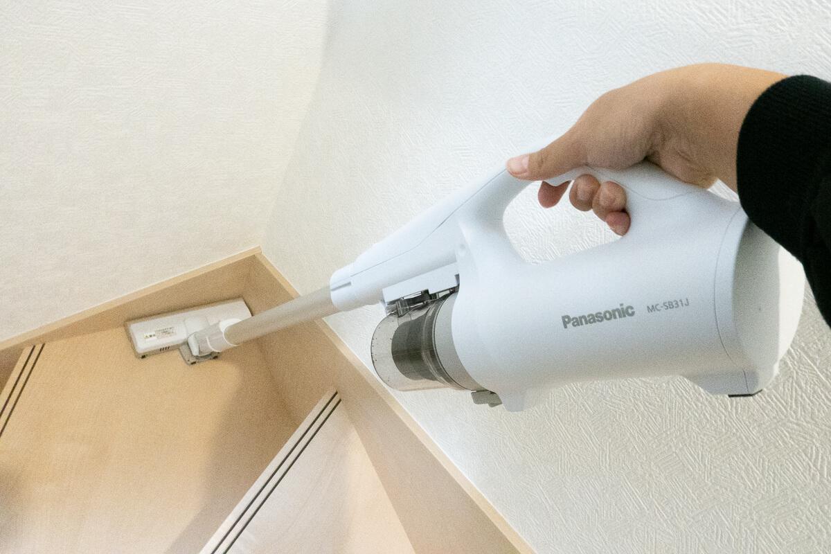 RULO(ルーロ) MC-RSF1000の気になる注意点 ロボット掃除機では掃除できない場所がある