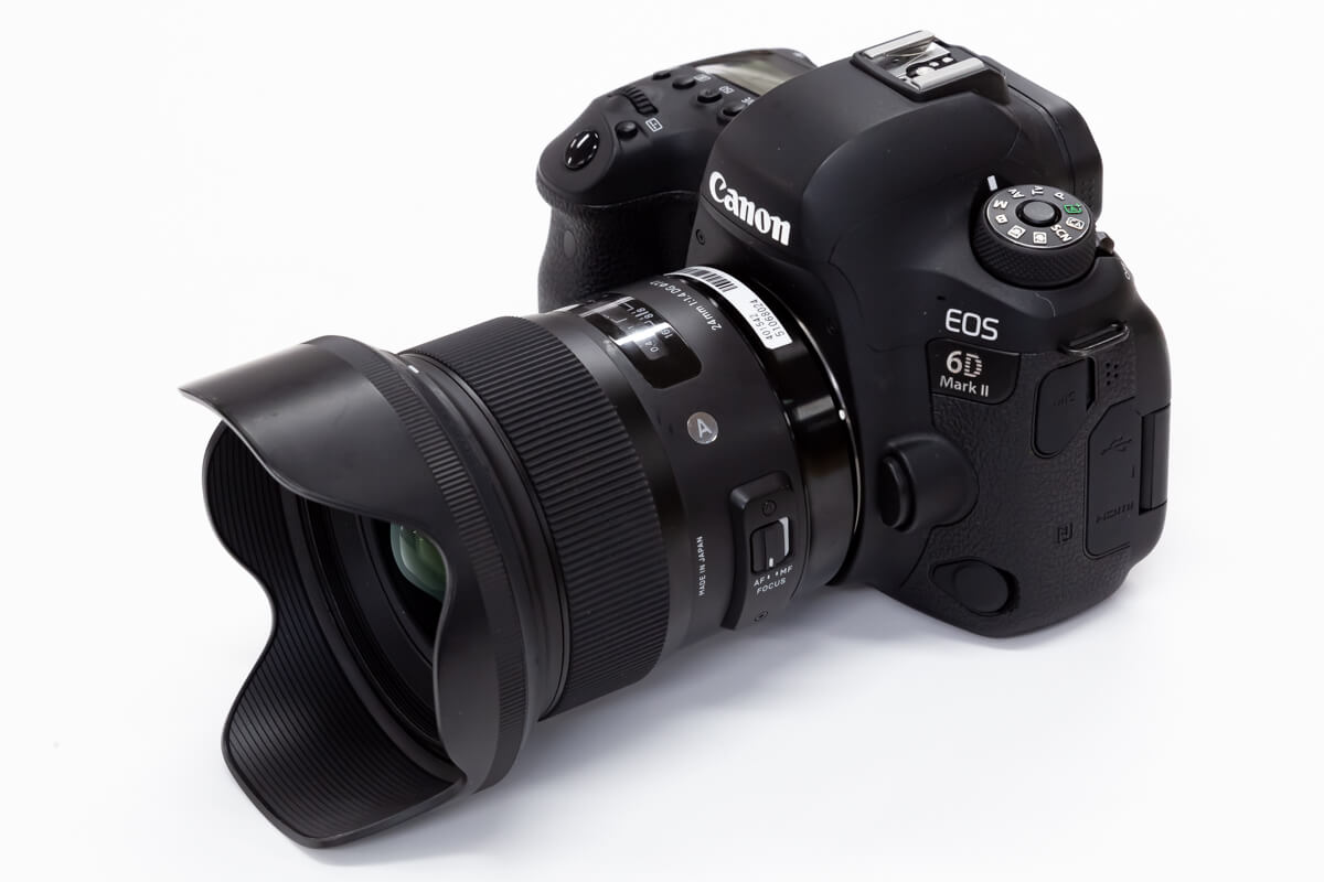 SIGMA 24mm F1.4 DG HSM Art実写レビュー。解像力と「青」の表現力に優れた広角単焦点レンズ