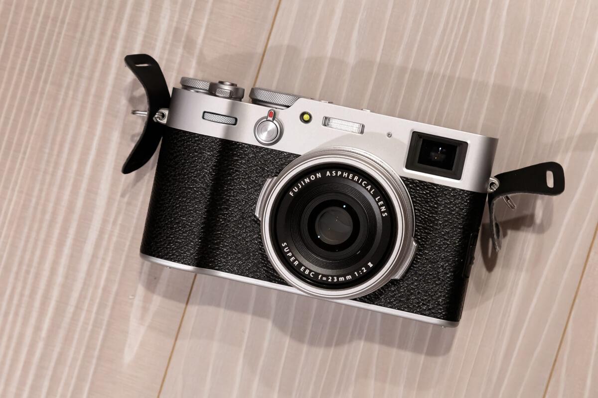 FUJIFILM X100V実写レビュー。小型・軽量だけではない、写真へのこだわりを表現できるコンパクトデジカメ