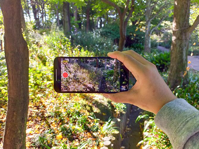 iPhone 12 Proのカメラ性能を試してみた