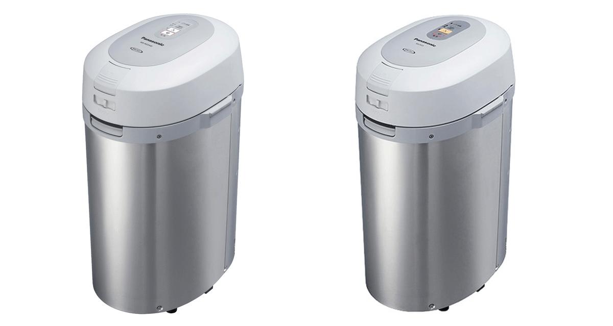 パナソニックの生ごみ処理機「リサイクラー MS-N53XD」「MS-N53XD」と「MS-N53」との違い
