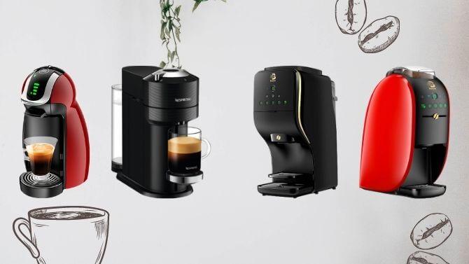 ネスレのコーヒーマシンのおすすめ機種