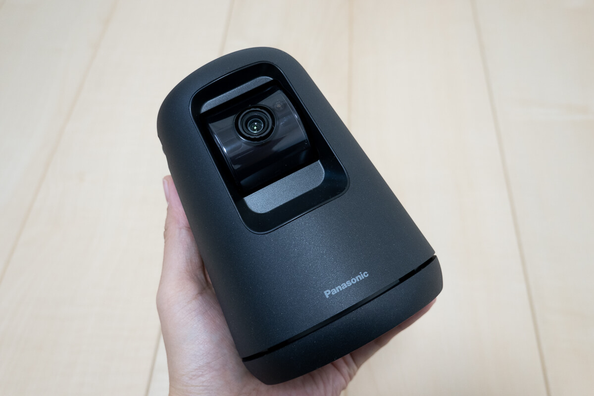 Panasonic「HDペットカメラ KX-HDN215」の特長