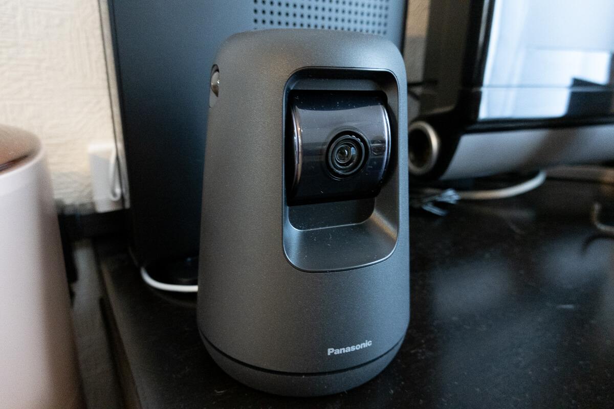HDペットカメラ KX-HDN215の設定と使い方