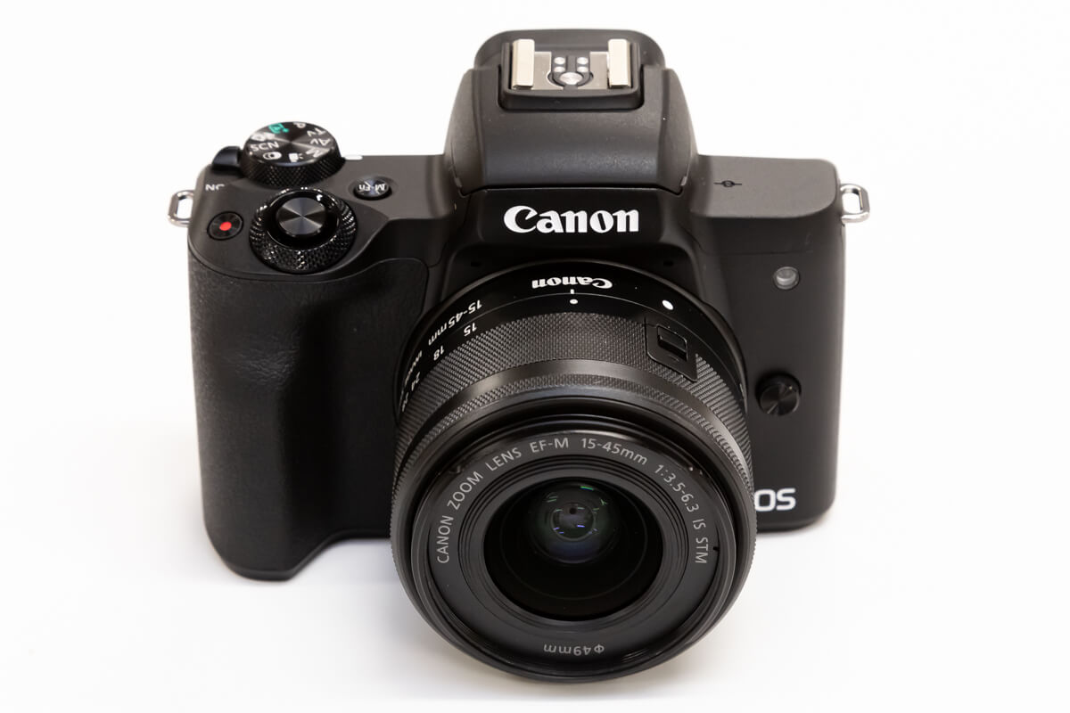 Canon EOS Kiss M2 レビュー
