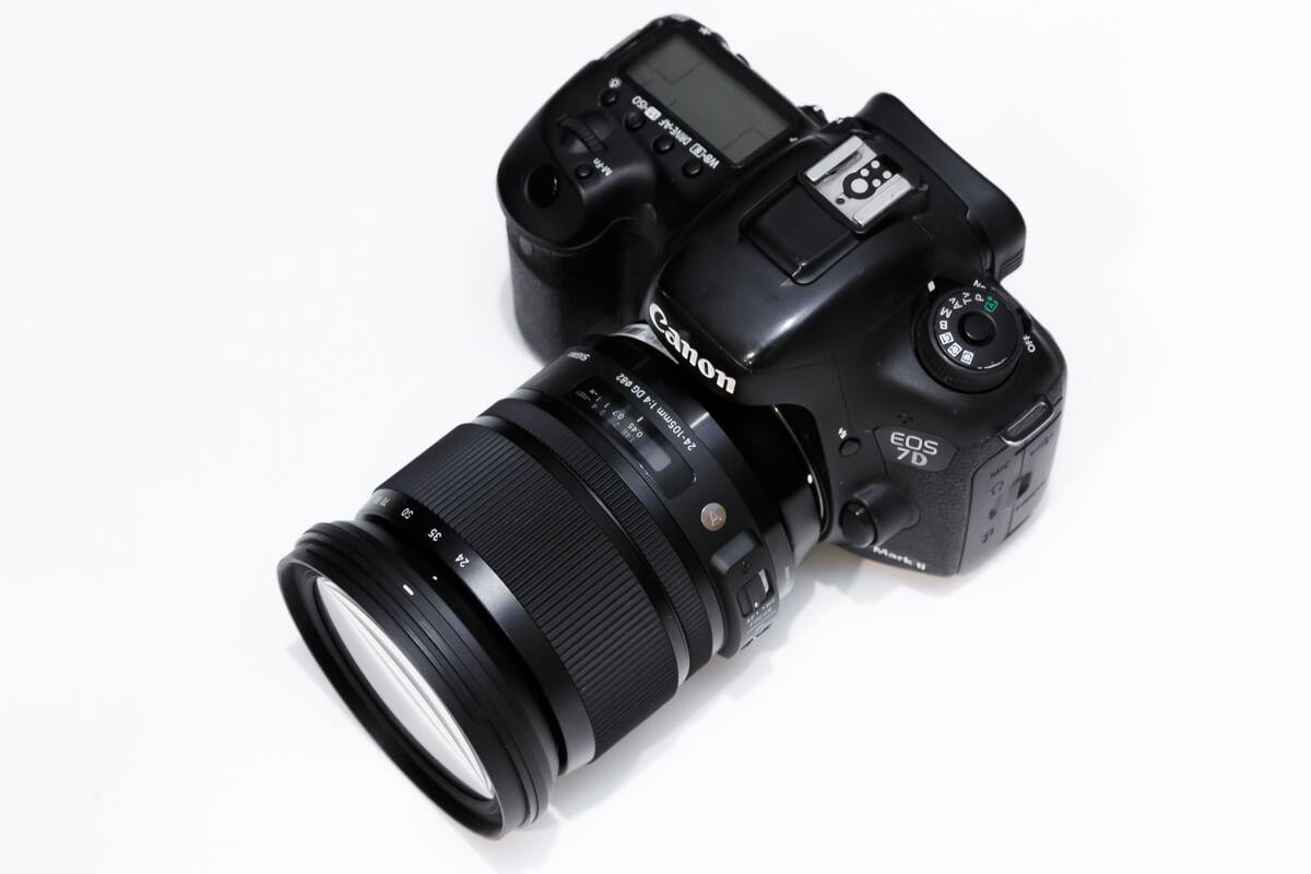 SIGMA 24-105mm F4 DG OS HSM Art実写レビュー。優れた解像力を特徴とするArtラインの王道標準ズームレンズ