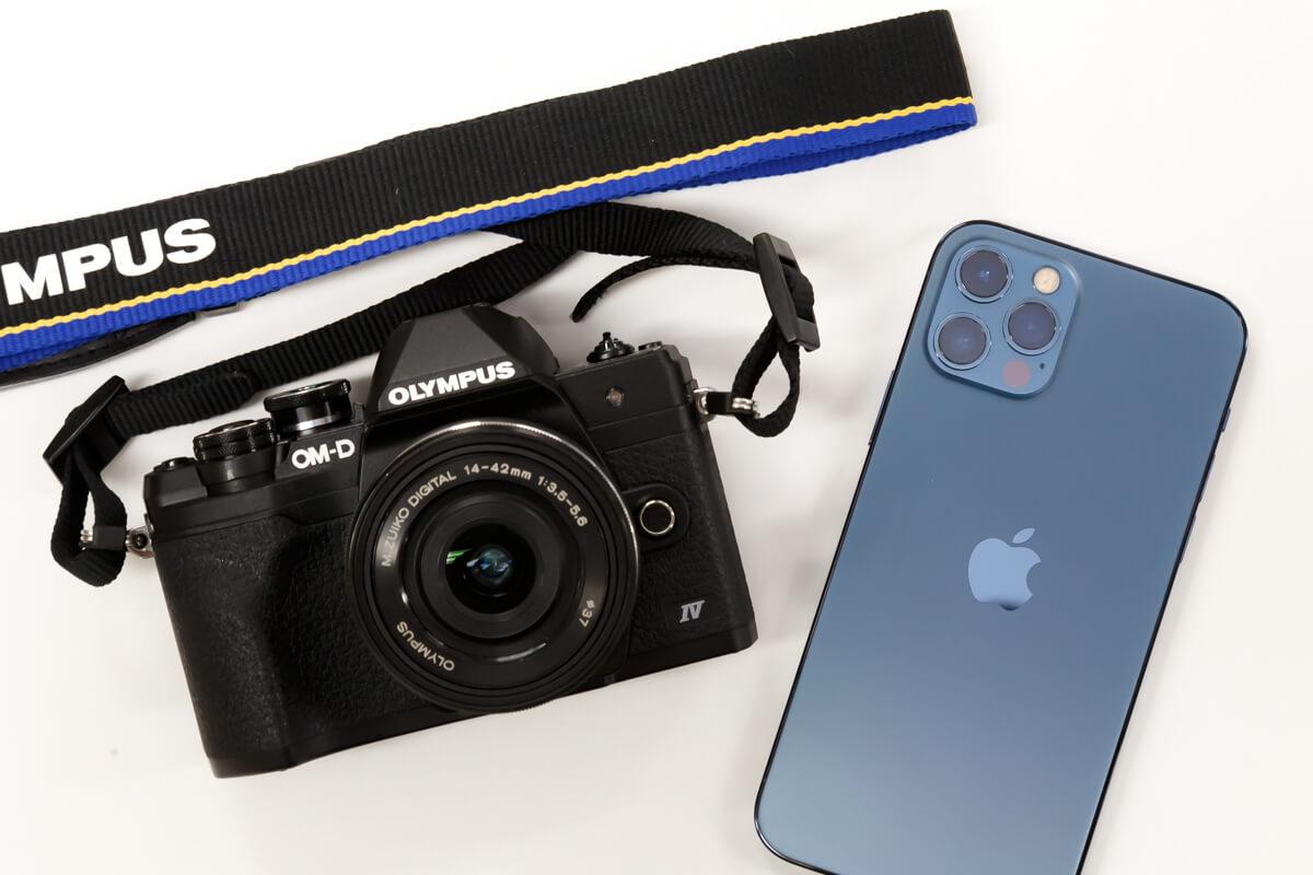 一眼カメラ スマートフォン タイプ