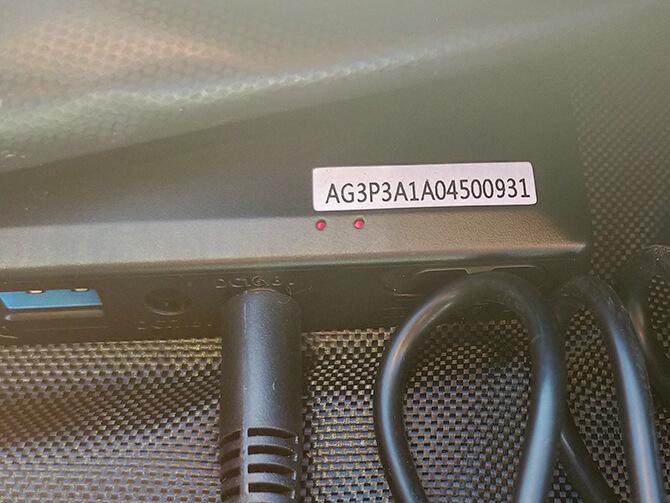 Anker PowerPort Solar 60の通電確認