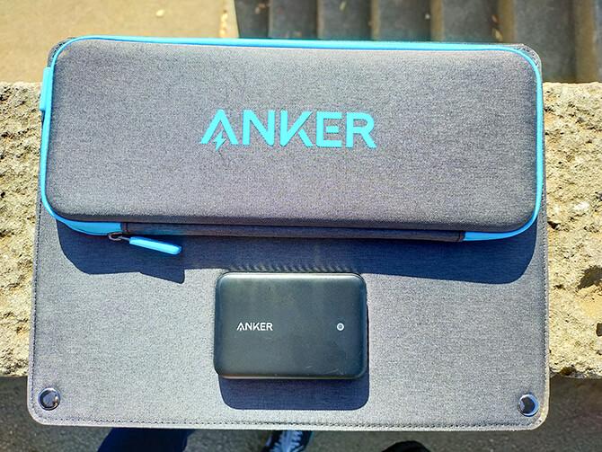 Anker PowerSolar Flex 3-Port 24Wの実機レビュー