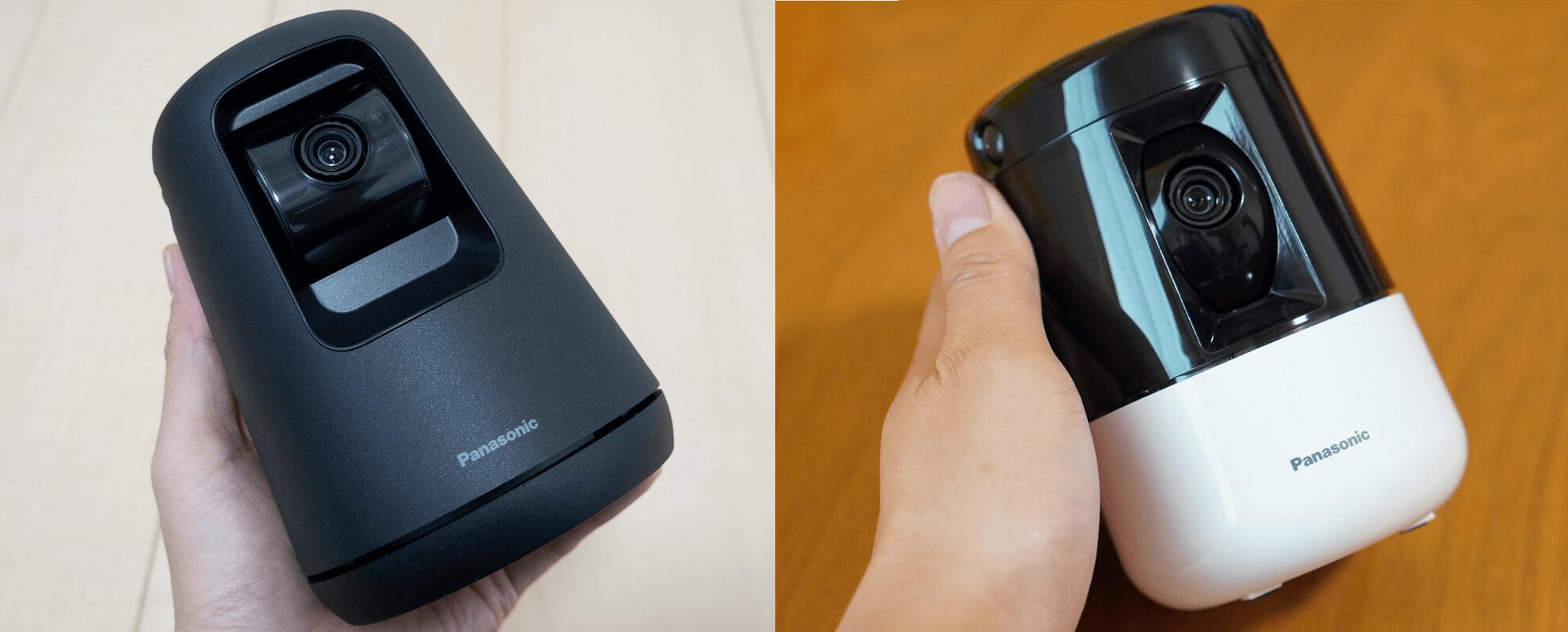 Panasonicペットカメラ「KX-HDN215」と「KX-HDN205」の違い