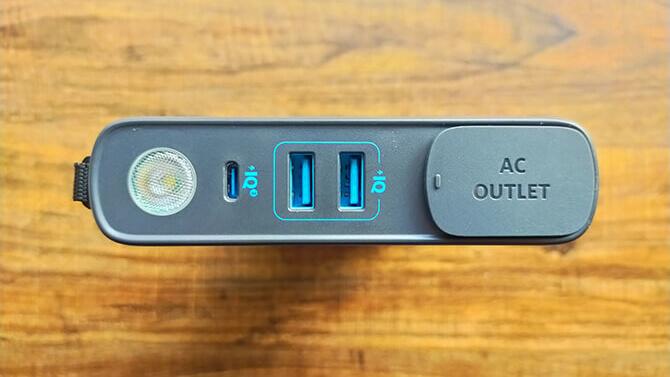ポータブル電源のUSBは急速充電規格対応がおすすめ