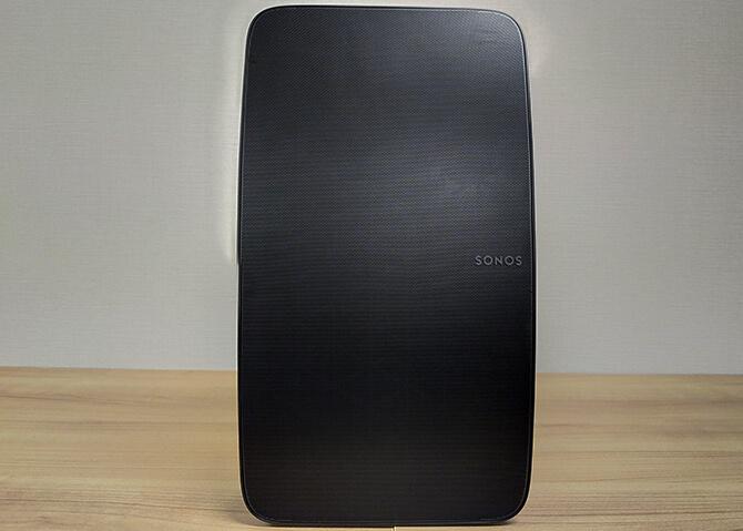 Sonos Five(ソノスファイブ)のデザイン