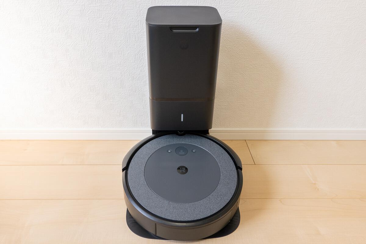 新型「ルンバ i3+」写真&動画で最速レビュー!自動ゴミ捨てが身近になった新ルンバを従来機種とも比較検証