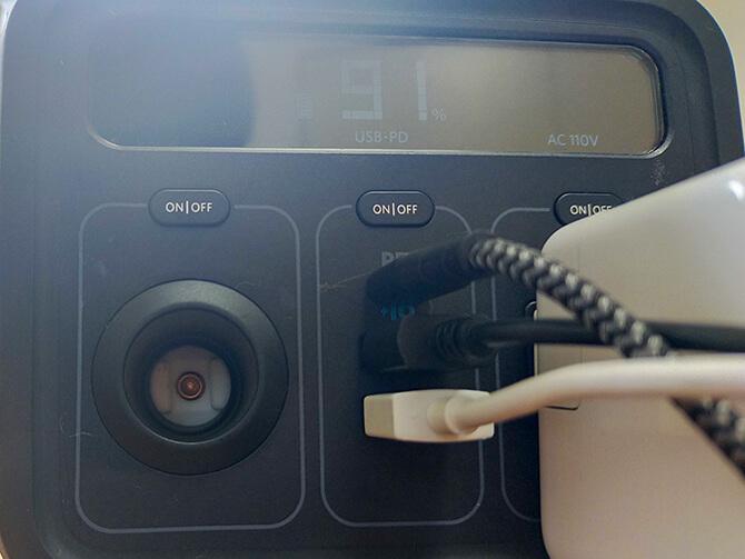 Anker PowerHouse 200のバッテリー容量
