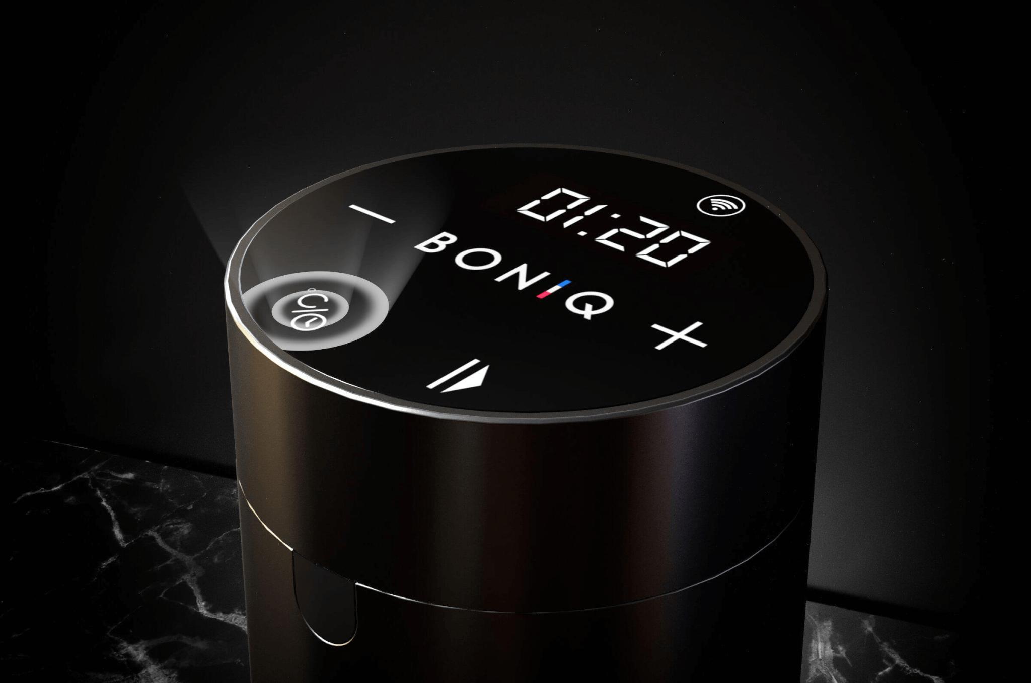 プロ仕様の低温調理器「BONIQ Pro (ボニークプロ)」 使い勝手にも配慮