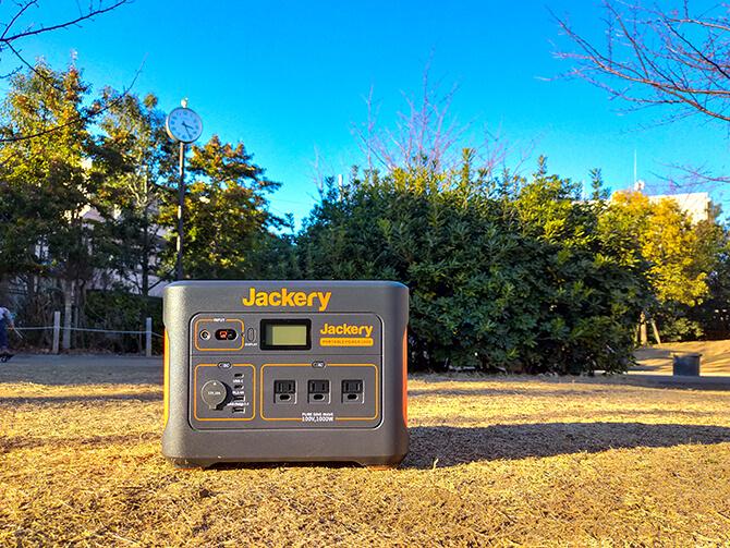 Jackeryのポータブル電源 1000実機レビュー