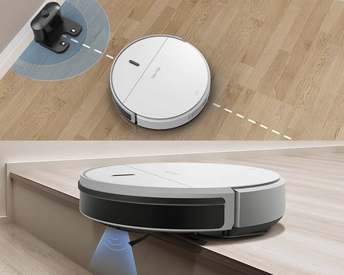 テイクワンテクノロジーのロボット掃除機の標準機能
