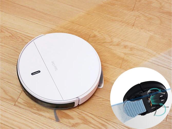 テイクワンテクノロジーのロボット掃除機の選び方