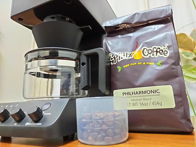 ツインバードの全自動コーヒーメーカー CM-D457Bを使って分かった魅力と注意点
