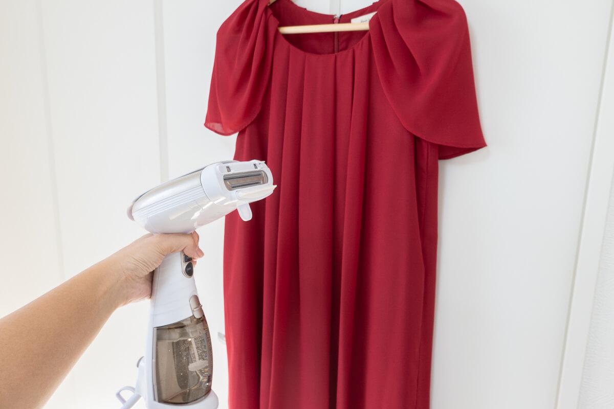 コンエアーの衣類スチーマー「エクストリームスチーム ウルトラ」使用レビュー!使い方や実力を検証