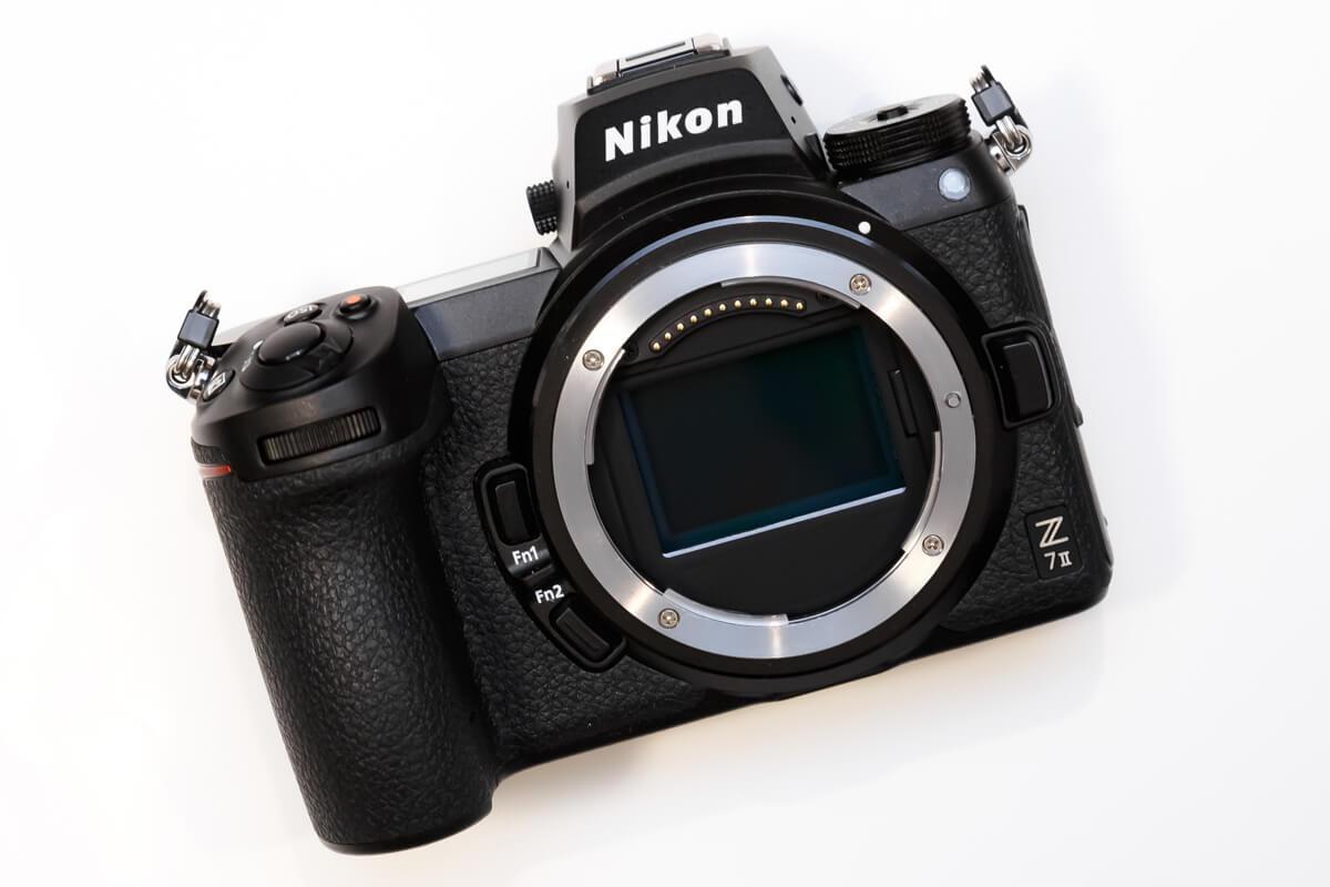 Nikon Z 7II 高画素モデル