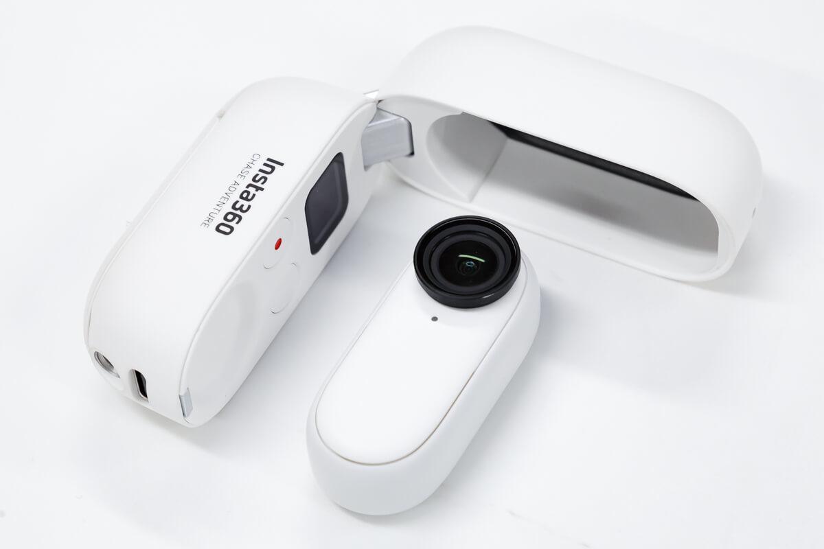 Insta360 アクションカメラ