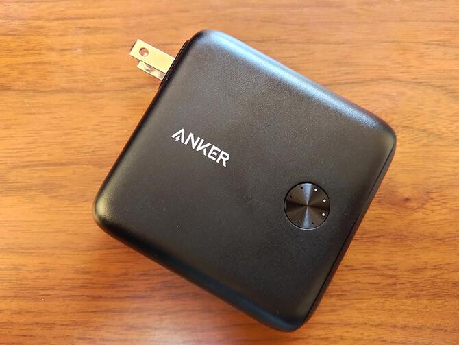 Anker PowerCore Fusion 10000の特長