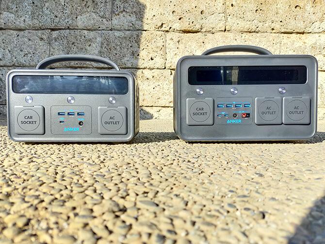 Anker PowerHouse II 800のバッテリー容量