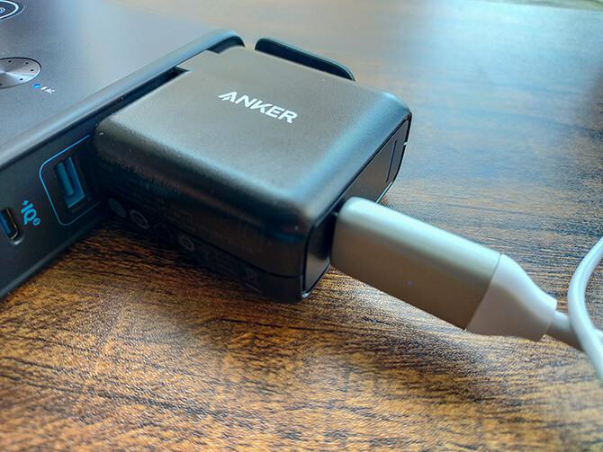 Anker PowerWave Magnetic Padの別売り充電器