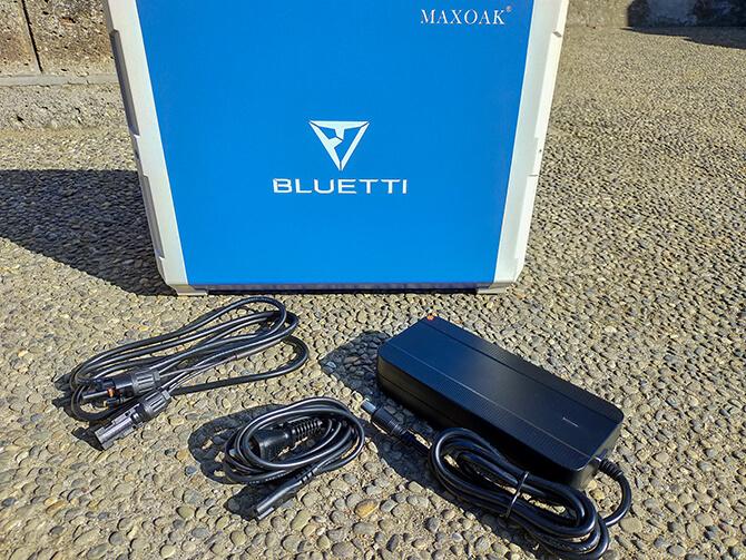 BLUETTI EB150の付属品