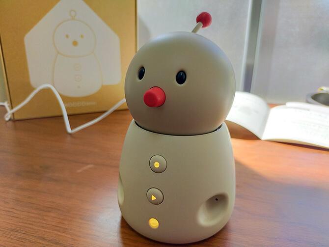 BOCCO emo(ボッコエモ)の可愛らしいデザイン