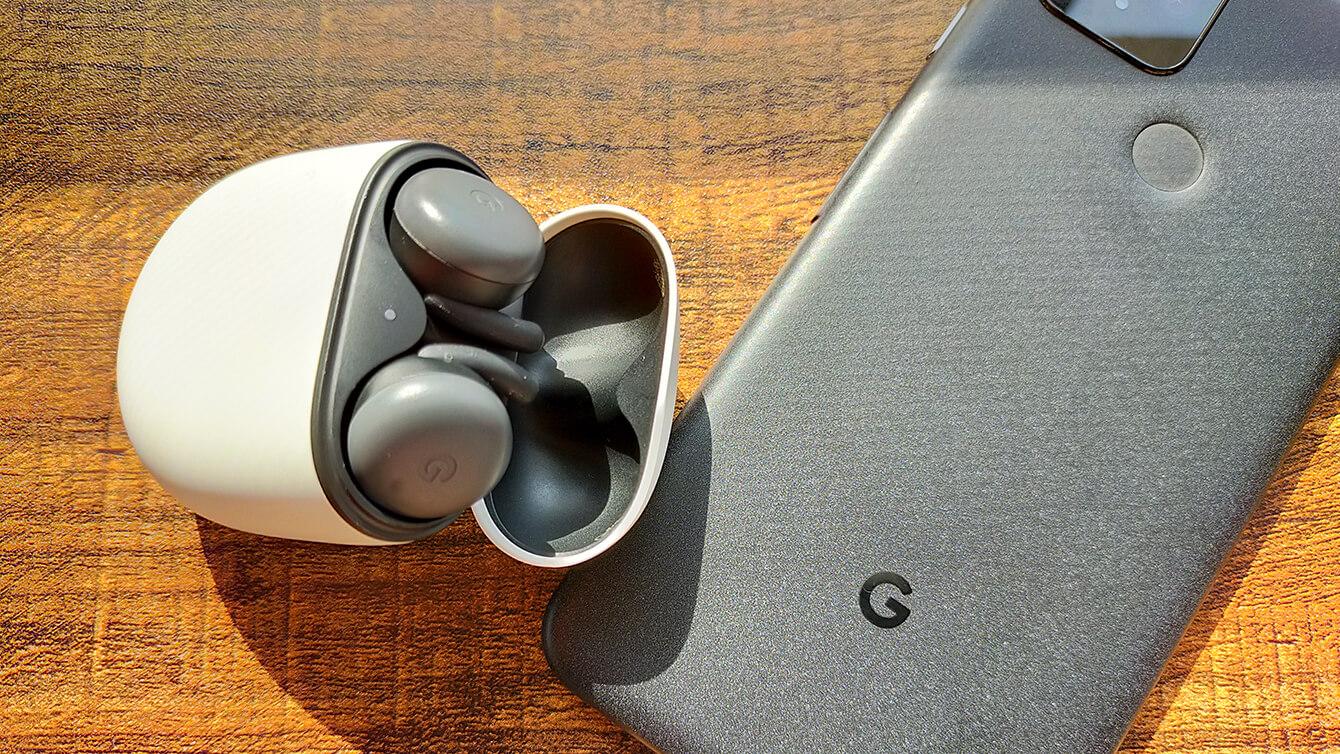 Google Pixel Budsの実機レビュー