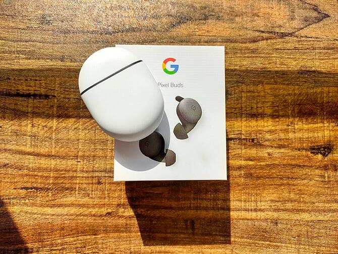 Google Pixel Budsの特長