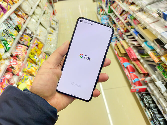 Google Pixel 5はNFC/Felica搭載