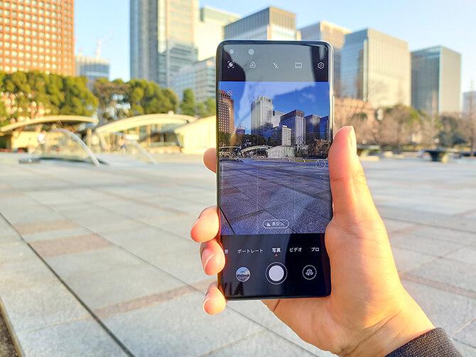 HUAWEI P40 Proのカメラ性能を検証
