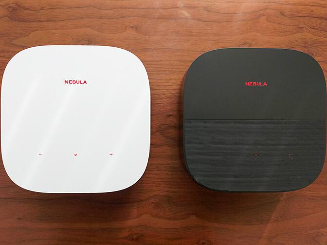 Nebula SolarとNebula Vega Portableの外観