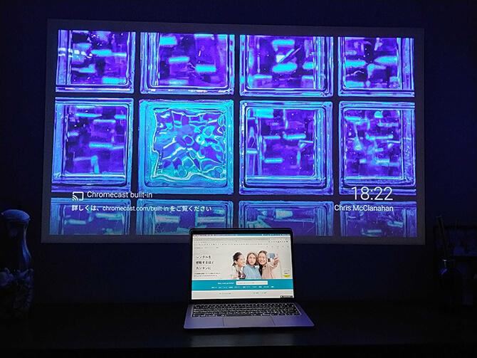Nebula SolarとNebula Vega PortableのFHD120インチのスクリーンサイズ