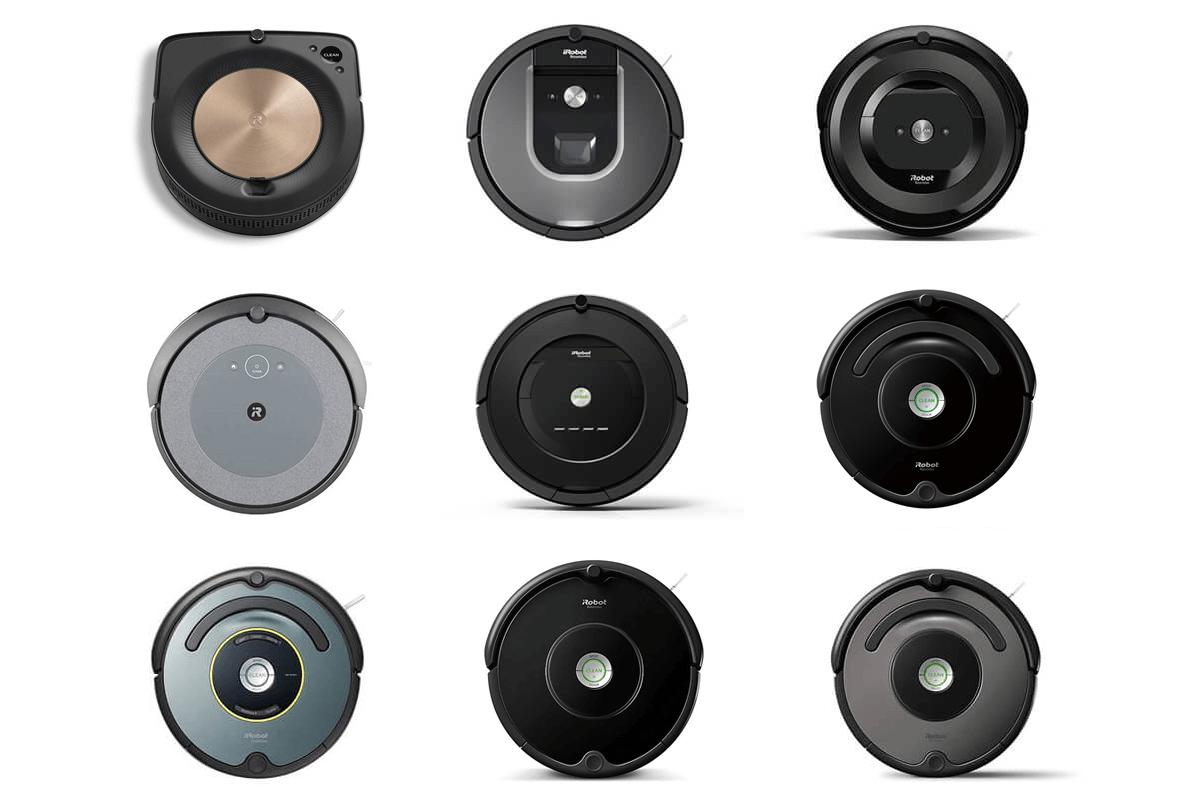 「iRobot ルンバ」シリーズ最新20機種を比較!