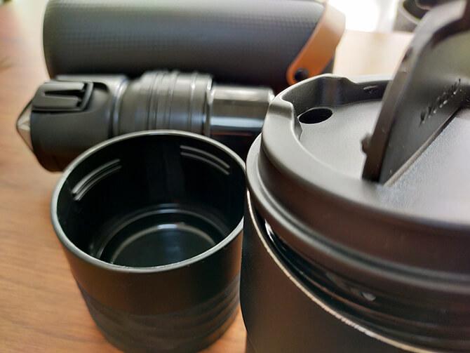 ポータブルコーヒーメーカーSoloCanoの外観