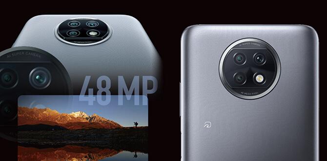Xiaomi Redmi Note 9Tのカメラ性能