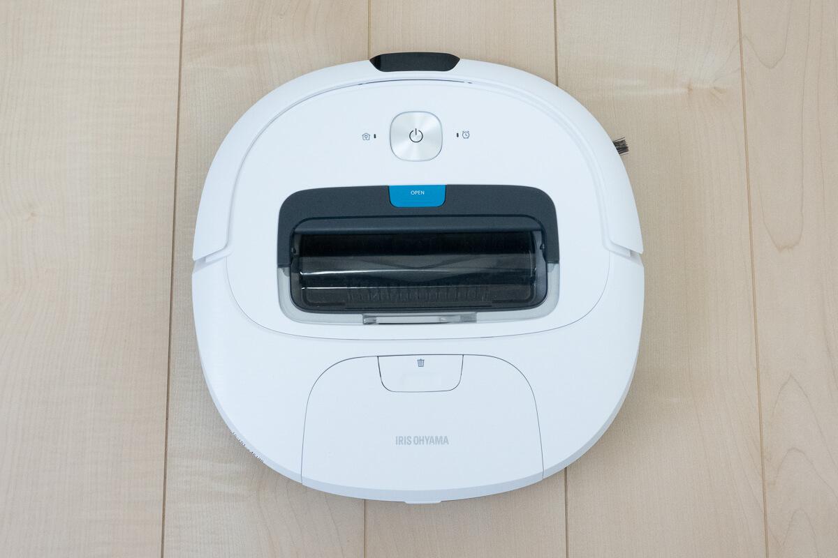 アイリスオーヤマのロボット掃除機 IC-R01の特長 2万円以下というリーズナブルな価格