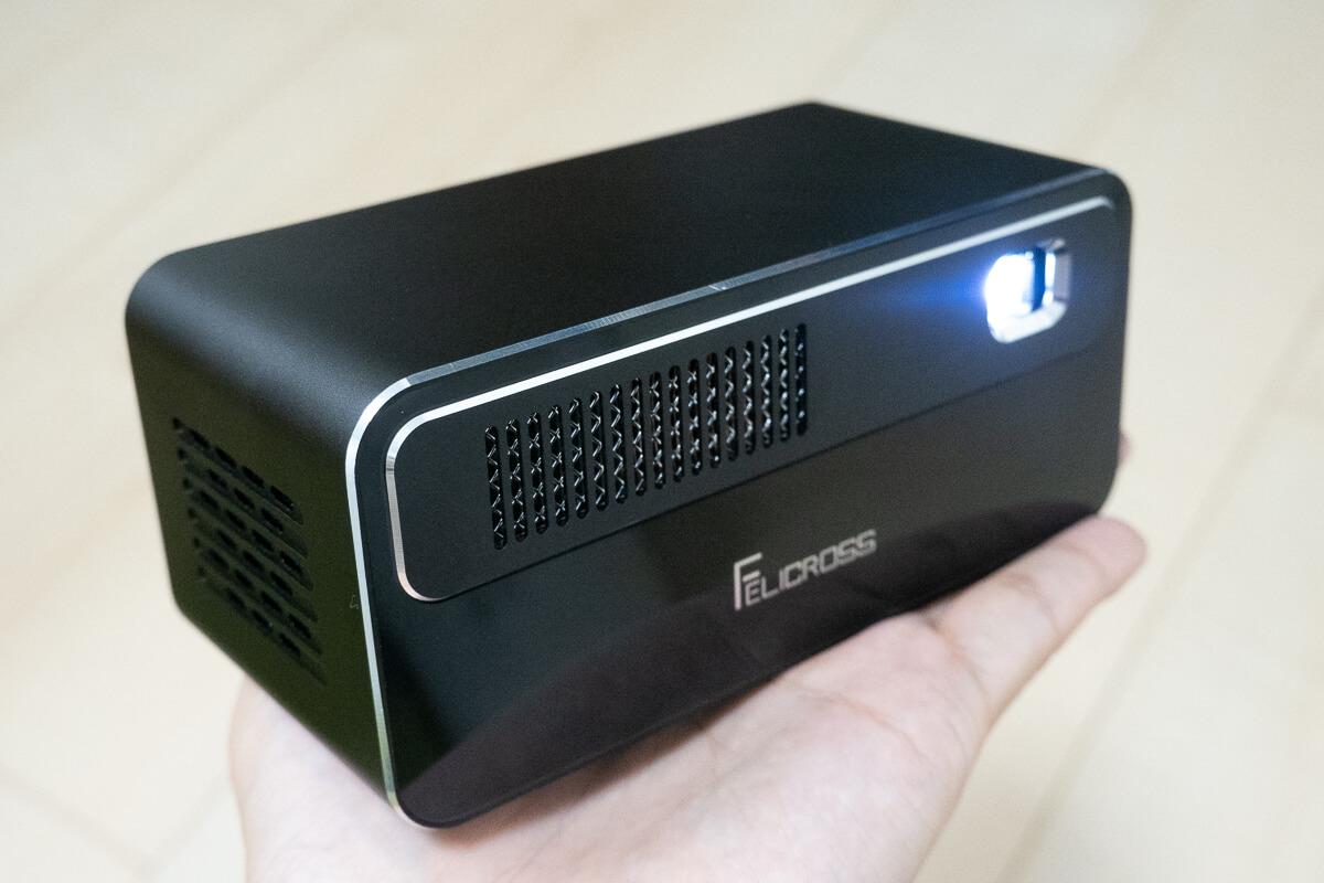 PicoCube H300を使ってわかった魅力と注意点 ○ 電源不要で気軽に使えるのは嬉しい