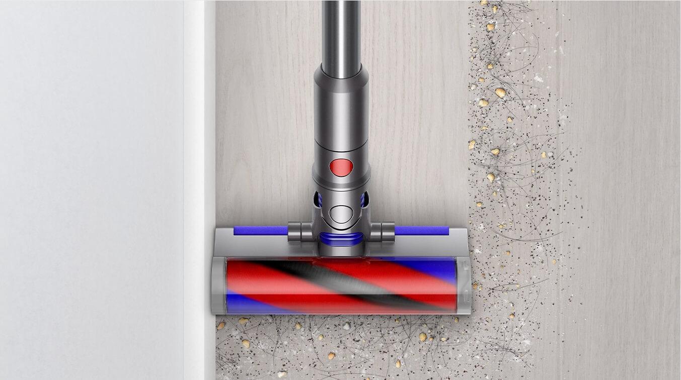 サイクロン式掃除機の選び方のポイント 3. 清掃力
