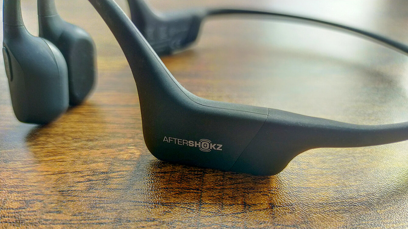 AfterShokz AEROPEXの実機レビュー
