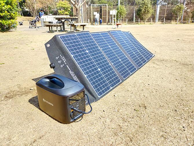 ELECAENTA 120Wソーラーパネルは高出力